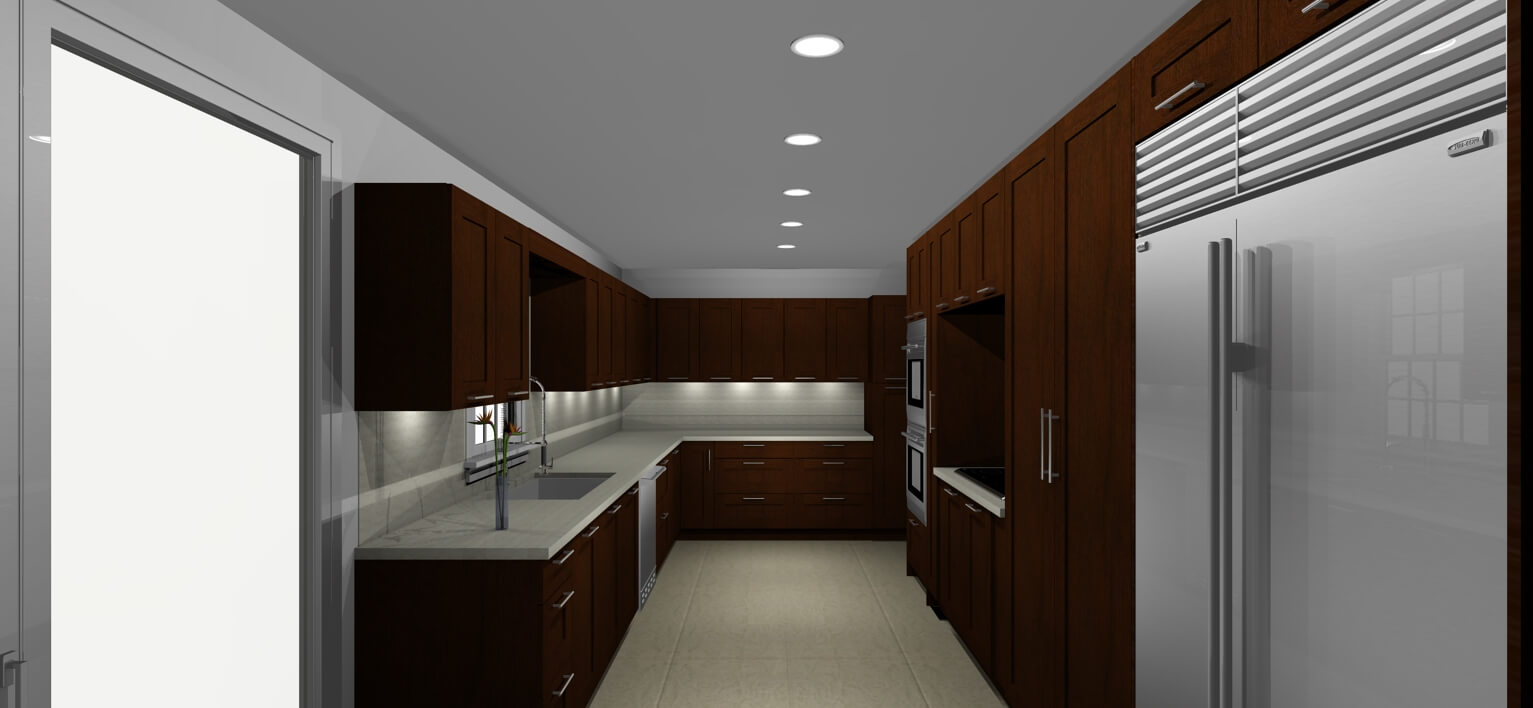 Custom Home Remodeling Miami FL. 33179-Baires Construction