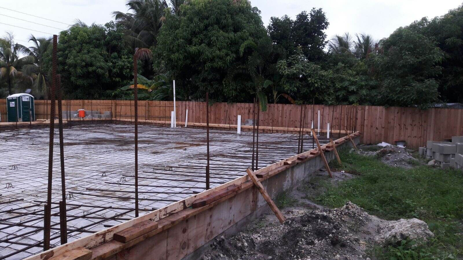 New Construction Miami FL. 33179-Baires Construction